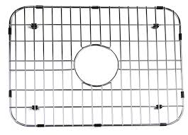 Kitchen Sink Grid Stainless Steel by Alfi Brand Gr2418 Stainless Steel Protective Grid For Ab2418