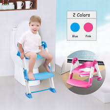 Frog Potty Seat With Step Ladder by Potty Training Supplies Ebay