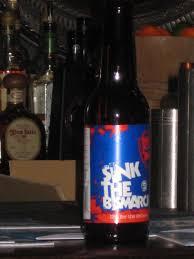 Brewdog Sink The Bismarck by The Beer Monkey November 2010