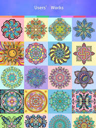 Mandala Coloring Book Apps Apk Free Download For Android PC Windows Screenshot
