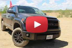 2016 Toyota Tundra TRD Pro: The Off-Road Truck With Great On-Road ... 2019 Toyota Tundra Trd 4runner Tacoma Pro Just Got Meaner New 2018 Sport Double Cab 5 Bed V6 4x4 At Off Road Gets Tough With Offroad Trucks Autotraderca 6 Tripping The 2017 Trd Pro Archives Page 2 Of 9 The Fast Lane Truck Carson Pickup Truck Scion War Review Youtube Pro