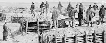 what is the definition of siege battle of petersburg historynet