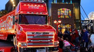 Health Chief Asks Coca-Cola Festive Truck To Hand Out Water Instead ... Coca Cola Truck At Asda Intu Meocentre Kieron Mathews Flickr To Visit Southampton Later This Month On The Scene Galway November 27 African Family Pose With Cacola Christmas Santa Monica By Antjtw On Deviantart Ceo Says Tariffs Are Impacting Its Business Fortune Coca Cola Delivery Selolinkco Drivers Standing Next Their Trucks 1921 Massive Cporations From Chiquita Used Personal Armies Truck Editorial Otography Image Of Cityscape 393742 Holidays Are Coming As The Hits Road Cocacola In Blackpool Editorial Photo Claus Why Beverage Industrys Soda Tax Discrimination Claims Shaky