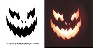 Free Ninja Turtle Pumpkin Carving Patterns by 10 Free Halloween Scary U0026 Cool Pumpkin Carving Stencils Patterns