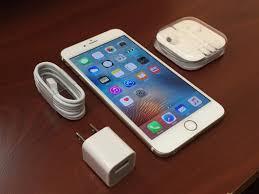 Apple Iphone 6 Plus 16gb Gold Verizon gsm Factory Unlocked