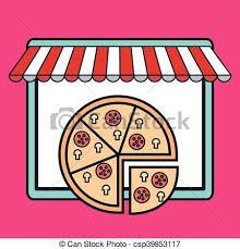 Store Market Shop Pizza