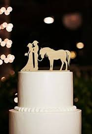 Western Wedding Cake Toppers And Ideas