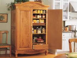Stand Alone Pantry Closet by Stand Alone Kitchen Pantry Kitchen Pantry Cabinets With Pantry On