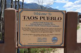 Tuesday Travels Santa Fe and Taos New Mexico