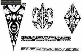 Maori Armband Tattoos For Girls