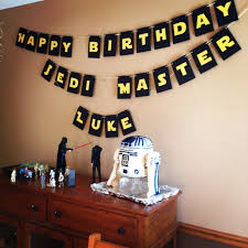 Star Wars Room Decor Uk by Star Wars Birthday Party Crafting Things New