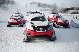 Nissan's Track-equipped Crossovers Are Perfect For The Snowpocalypse ... Mattracks Expands Litefoot Utv Track System Line Atv Illustrated 2pcs Car Tyre Anti Slip Grip Tracks Truck Winter Snow Chains Mud Snow Track Kits For Quads Utvs Dirt Wheels Magazine Truck And Jeep On Tracks Wwwzonepowertrackcom Youtube Kendaraan Treksalju Trek Untuk Buy Anorak News Police Follow To Wheelchair Thieves Xtra Speed For 19 Scale Crawler Team Rcmart Blog Home N Go Decked Pickup Bed Tool Boxes Organizer Drill Roads9 Toyota On Ez Series Side By