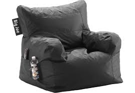Big Joe Black Dorm Bean Bag Chair - Seating (Black) Black Durable Bean Bags Foam Sack Chair Nice Bag Chairs Comfy Kids Cover Only Electric Blue Stain 6 Foot Top 10 Best Of 2018 Review Fniture Reviews Jordan Manufacturing Company Classic Jumbo Navy Patio Majestic Home Goods Sofa Soft Comfortable Lounge Memory Round Loft Concepts Jack And Jil Wayfair Childrens Factory The 7 2019