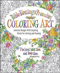 Bible Blessings Promises Coloring Book Adult Beautiful Where To Buy Books For Adults