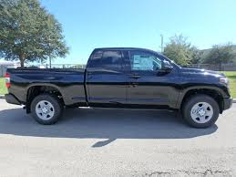 2019 New Toyota Tundra 2WD SR Double Cab 6.5' Bed 4.6L At Central ...