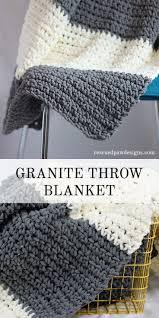 25 unique Crochet blankets ideas on Pinterest