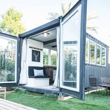 100 Shipping Container Beach House Lightfilled Shipping Container House Cost Just 36K To