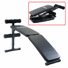 Weight Workout Adjustable Folding Sit Up Incline Bench Sport