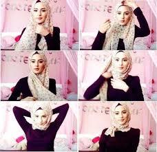 comment mettre le foulard islamique moderne mode islam