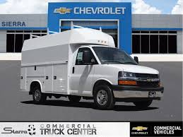 New 2017 Chevrolet Express 3500 Service Utility Van For Sale In ...