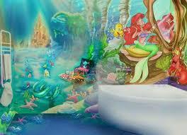 Disney Character Bathroom Sets by Mermaid Bathroom Decor U2013 Homefield