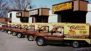 100 Delivery Trucks First With Hot Oven For Pizza In Idaho In 1982