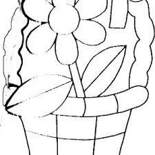 coloriages fleurs coloriage pot et arrosoir dessin bouquet fleur