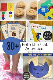 Pete The Cat Classroom Themes by Pete The Cat Activities