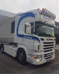 Used Scania R500, Retarder Tractor Unit |Trucksnl.com