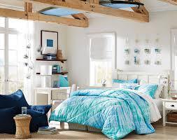 teenage bedroom ideas tie dye bedding pbteen
