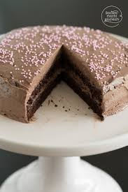 schokoladen buttercreme torte