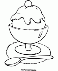 Easy Coloring Pages For Kids