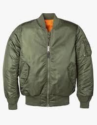 ma 1 slim fit flight jacket sage green superette your