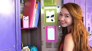 Locker Decorations At Walmart by Back To Locker Organization U0026 Essentials Youtube