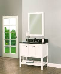 Wayfair Bathroom Mirror Cabinet by Ngy Stone U0026 Cabinet Hampton Bay 36