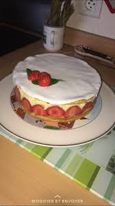 fraisier herve cuisine hervé cuisine vous propose de réaliser un fraisier facile et léger