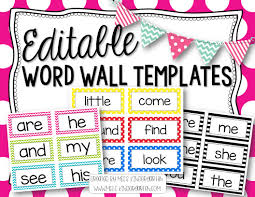 Word Wall Clipart 61 Intended For Size 1056 X 816