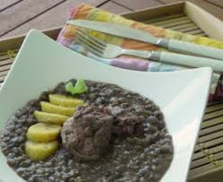 recettes de cuisine antillaise lentilles antillaises recette de lentilles antillaises marmiton