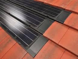 Monier Roof Tile Colours by Braas Monier Solar U0026 Photovoltaics