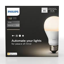 philips hue white a19 starter kit the home depot canada