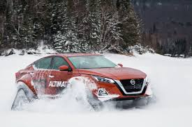100 Truck Track System Nissan Celebrates The AWD Altima By Giving It S Carscoops