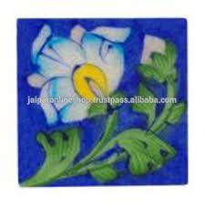 Luxury Kitchen Decor Jaipur Blue Pottery Home Decor Tiles