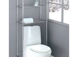 Over The Tank Bathroom Space Saver Cabinet by Bathroom Cabinets Shelf Bathroom Organizer Over The Toilet Space