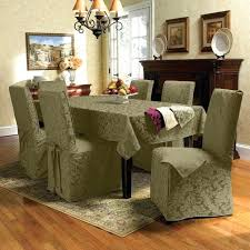 Luxury Dining Chair Covers Room Slipcovers Target Seat Only Pottery Barn On