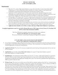 Ultimate Law Enforcement Resumes Free About Resume Sample Professional Page 2 Police Officer