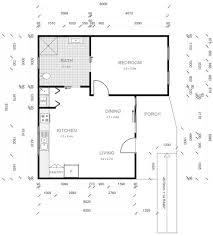 100 One Bedroom Granny Flats Flat Floorplan Gallery 12 3 Floorplans