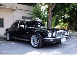 Jaguar Daimler 1987 Sovereign 4 2 in ภาคกลาง Automatic Sedan สีดำ