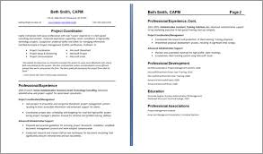 Full Resume Download Sample
