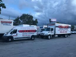 100 Storage Trucks TRUCKS Sureway Moving LLC