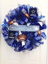 Dallas Cowboys Baby Room Ideas by Dallas Cowboys Wreath I Am So Making This When Cowboys Make To